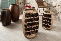 Wijnrek Bordeaux 80cm naturel