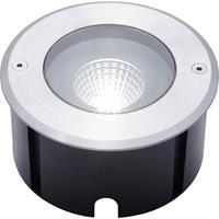 lutec DENVER 7704801012 Inbouwlamp voor vochtige ruimte, Inbouwlamp 12 W