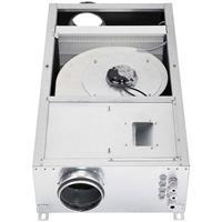 helios ALB EC 200 EH Voorverwarmer 230 V 703 m³/h