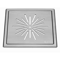 Smedbo Outline bad afvoerplaat mat chroom FS500