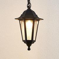 Lindby Buiten hanglamp Nane in lantaarnvorm