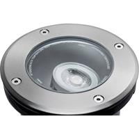 Verlichtingssysteem Plug&Shine LED-buiteninbouwlamp 6 W Paulmann 93911 Zilver 20 °