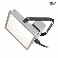 SLV almino wandlamp grijs 1xled 40