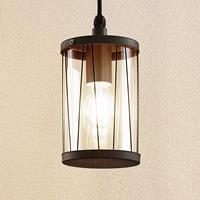 Lindby Yonan hanglamp voor buiten, E27
