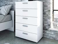 Mobistoxx Commode POPEI 5 lades wit
