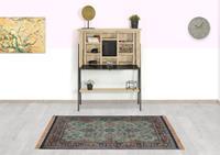 steigerhouttrend Steigerhouten dressoir Davin met industriele details
