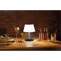paulmann 94309 Solar tafellamp 0.8 W Warm-wit RVS
