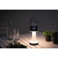 paulmann 94267 Solar tafellamp 1.3 W Warm-wit Transparant, Antraciet