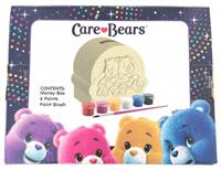 Care Bears knutselset spaarpot junior hout naturel 8 delig