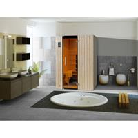 Weka Infrarood sauna Tanilla 2 Compleet
