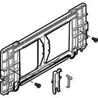 Geberit Bevestigingsset Montageframe, voor Highline Trigger Plate
