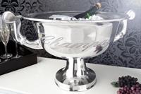 Champagnekoeler Champagne 65cm zilver