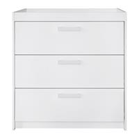 Basicline Europe Baby Ralph Commode Wit