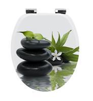 badstuber Zen softclose toiletzitting MDF