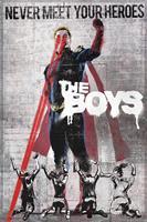Pyramid The Boys Homelander Stencil Poster 61x91,5cm