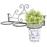 esschertdesign Esschert Design bloempothouder voor 3 potten