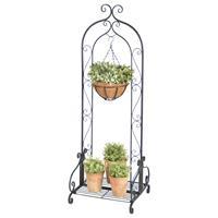 esschertdesign Esschert Design inklapbare plantenstandaard