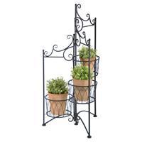 esschertdesign Esschert Design plantenstandaard voor 3 potten
