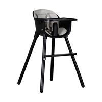 Qute Q-Smack Kinderstoel Zwart