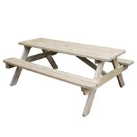 Esschert Design picknicktafel