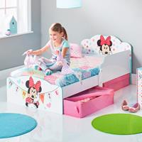 Minnie Mouse Ledikant Met Lades