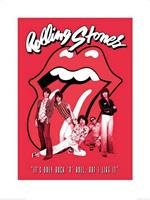 Pyramid The Rolling Stones Its Only Rock n Roll Kunstdruk 60x80cm