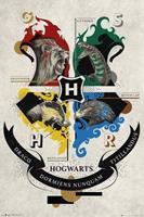 GBeye Harry Potter Animal Crest Poster 61x91,5cm