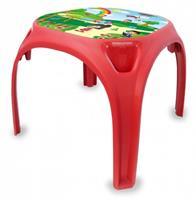 Jamara speeltafel Fun With Numbers junior 63 x 51 cm rood