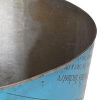 vidaXL Paraplubak 29x55 cm ijzer meerkleurig
