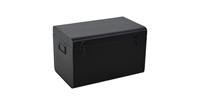 Loft42 Box Opbergkist Medium - Metaal - Mat Zwart - 50x31x31
