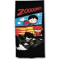 Batman Strandlaken Zoom! - 70 X 140 Cm - Polyester