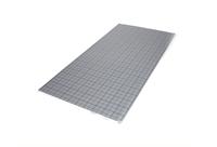 Tackerplaat EPS isolatie rasterfolie 2x1m met 20mm isolatie