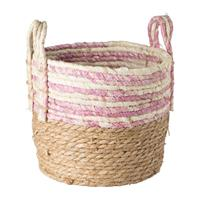 Xenos Mand met roze streep -29x24 cm