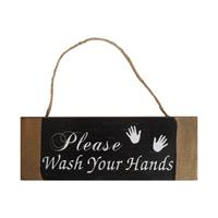 Home24 Afbeelding Wash your Hands, My Flair