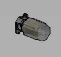 Hotbath Gal HBGL031 inbouwdeel - inbouw douche mengkraan