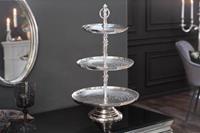 Etagere Orient 50cm Aluminium Zilver - 40385