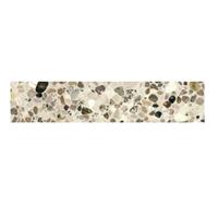 Terre d´Azur Granito terrazzo plint bologna 40x7.5