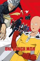 GBeye One Punch Man Season 2 Poster 61x91,5cm