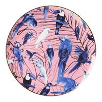 Wandborden - Tropische vogels 31cm