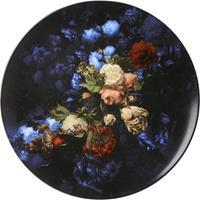 Wandborden - Stilleven met bloemen 42cm