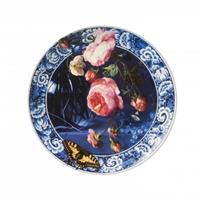 Wandborden - Bord Bloemen Gouden eeuw 26,5cm