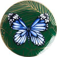 Wandborden - Bord vlinder 16cm