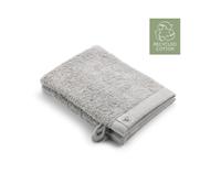 Walra 2x washandjes - Remade Cotton - Zand - 16x21cm  - 550 gram - Katoen / Organic