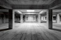 Industrial Hall Vlies Fotobehang 375x250cm 5-banen