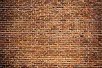 Old Brick Vlies Fotobehang 375x250cm 5-banen
