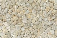 Natural Stone Wall II Vlies Fotobehang 384x260cm 8-banen