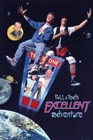 Bill and Ted Excellent Adventure Poster 61x91,5cm
