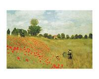 PGM Claude Monet - Papaveri Kunstdruk 70x50cm