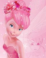 Disney Fairies Tink Pink Poster 40x50cm