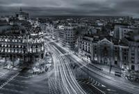 Urban Madrid Vlies Fotobehang 384x260cm 8-banen